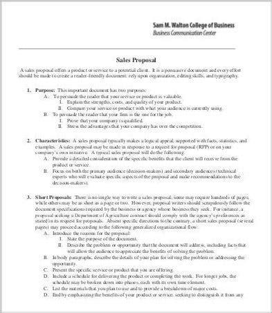 draft sales promotion letter