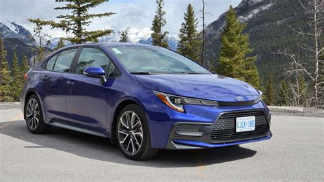 2020 toyota corolla 2020 toyota corolla and corolla hybrid review drive