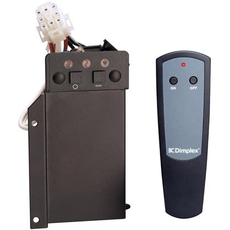 fireplace remote controls dimplex bfrc kit 3 stage remote kit for select