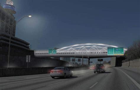 design contest opens to overhaul atlanta bridges competition underway for downtown midtown bridge designs
