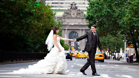 New Wedding Photos by Nyc Wedding Photographer New York Wedding Photographer