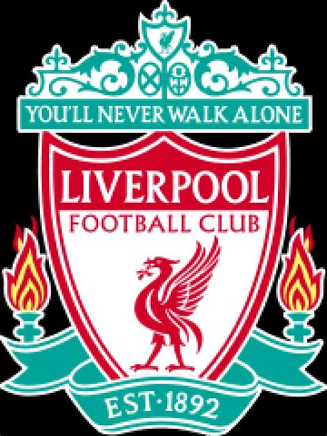 Kaos Hi Res Black Liverbird Liverpool Logo 3 Gildan Gld Lpl24 ranking de mejores escudos de clubes de futbol mundo listas en 20minutos es