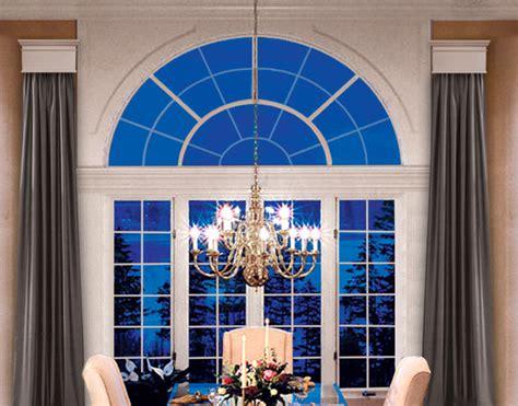 window treatments for large windows cornice window treatments large windows