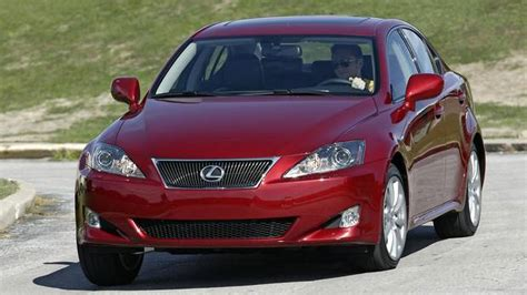 2006 lexus is 250 reliability what 10 year luxury sports sedans should i consider