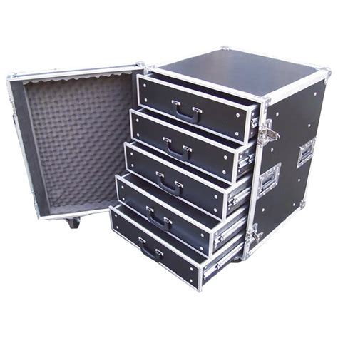 Drawer Flight by Disc Electrovision 5 Drawer Semi Flight Tool At