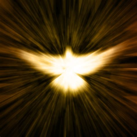 The Holy Spirit the kingdom of god comes when he is king you pastor