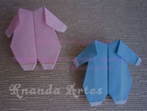 How To Make An Origami Baby - diy http mimababy org decoracoes artesanatos como fazer