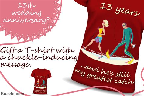 Year Wedding Anniversary Gift Ideas by An Amazing Range Of 13th Wedding Anniversary Gift Ideas
