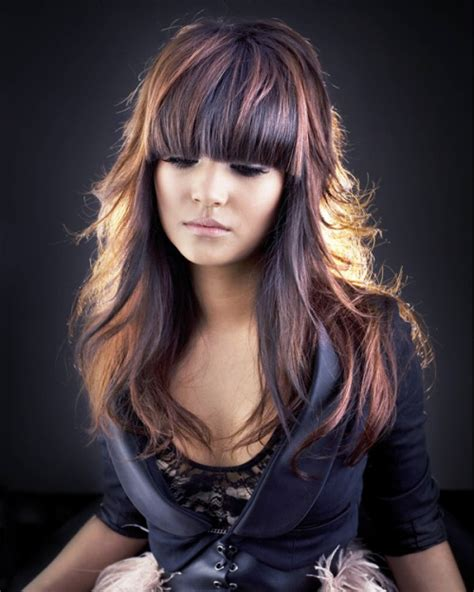 2014 hair color trends for asian comely 2014 hair color trends mode colore capelli trend capelli