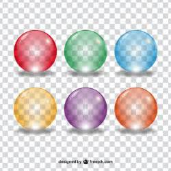 color bubbles colored bubbles vector free
