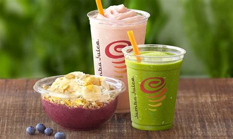 energy drink jamba juice smoothie juice or energy bowl jamba juice groupon