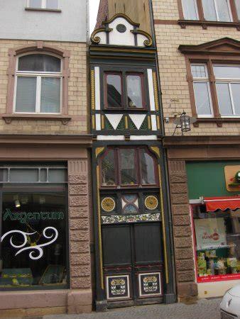 Schmalste Haus Deutschlands by Schmales Haus Eisenach Aktuelle 2018 Lohnt Es Sich