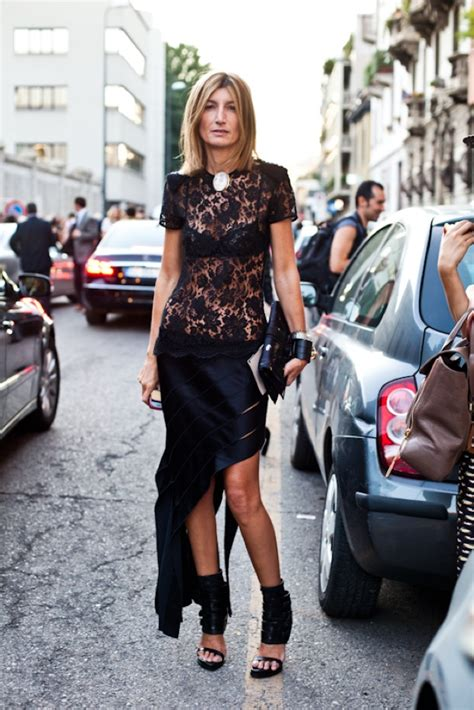 Trend Black Lace Goes Chic by Style Lace T Listed