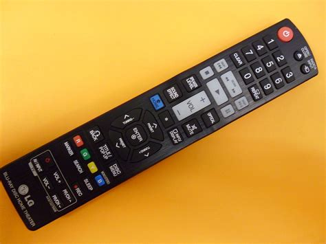 Remote Home Theater Lg lg akb73275506 disc home theater remote