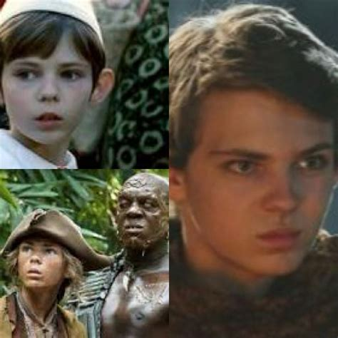 Cabin Boy Of The Caribbean by Robbie As Cabin Boy In Of The Caribbean On Tides As Pan In Once Upon