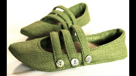 how is it to make how to make shoes using a sewing machine step by step