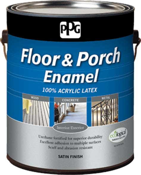 ppg floor porch