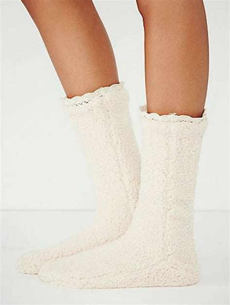 lemon slipper socks lemon plush shearling slippers warm sherpa high slipper
