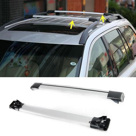 Bars On Top Of Car by For Volvo Xc70 2003 2016 Car Top Roof Racks Cross Bars