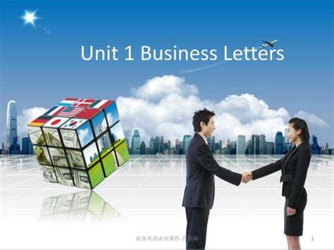 Ppt Business Letters Its Types types of business letter format ppt how to write a