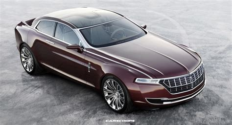 is lincoln going to preview a 2017 continental in new york