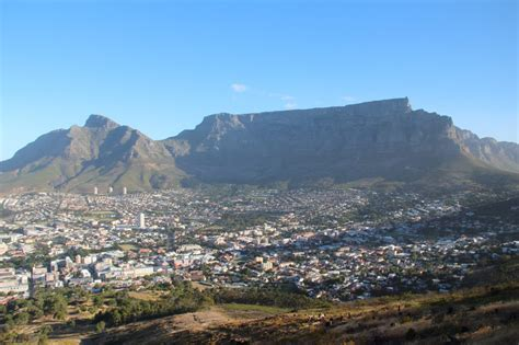 table top mountain south africa table mountain new7wonders of nature
