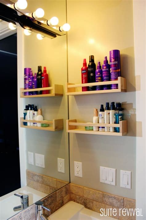 how to organize cosmetics in bathroom how to organize your bathroom in a weekend or less