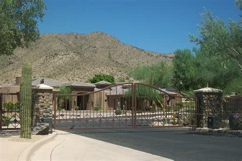 A Gatored Community homes in a gated community for sale in ahwatukee
