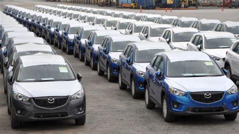 malaysia film unit mazda inaugurates new vehicle assembly facility in