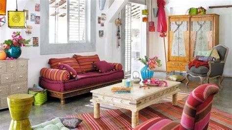 d馗o chambre ethnique salon ethnique idees deco accueil design et mobilier