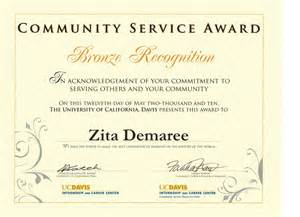 community service hours certificate template community service award certificate chainimage