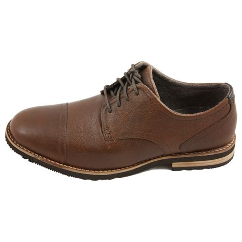 oxford cap shoes rockport lh2 cap oxford shoe gibbs menswear