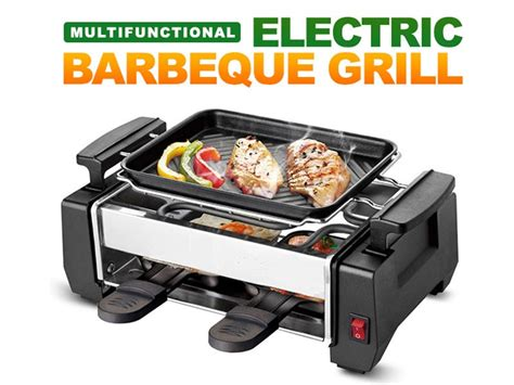 Barbeque Grill Price by Multifunction Electric Barbecue Grill Price In Pakistan