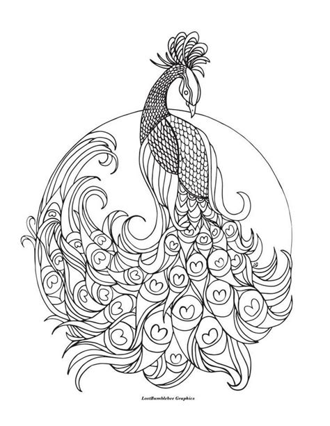 Diwali Home Decoration Lights Peacock Coloring Pages Colouring Detailed Advanced