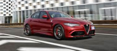 Fiat Alfa Romeo Quot Golden Steering Wheel Quot Alfa Romeo Giulia Is Named The