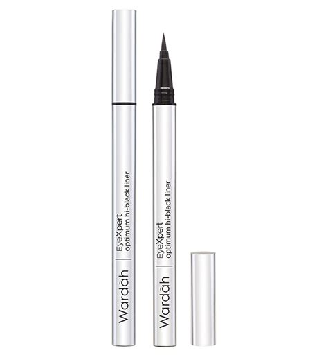 Wardah Eyexpert Optimum Hi wardah optimum hi black liner eyeliner wardah yeppeun