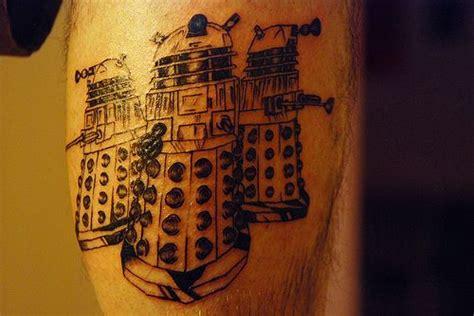 dalek tattoo designs the world s catalog of ideas