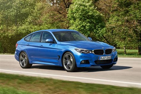 Bmw Gt Series by 2016 Bmw 3 Series Gran Turismo Revealed Performancedrive