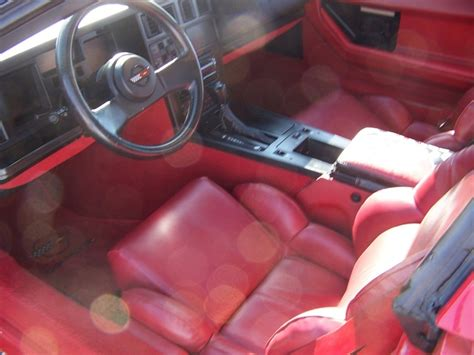 89 Corvette Interior by 1989 Chevrolet Corvette Pictures Cargurus