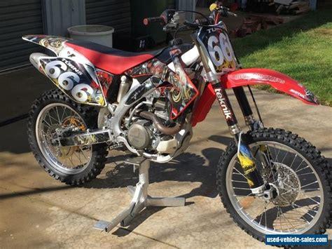 450 motocross bikes for sale honda crf for sale in australia