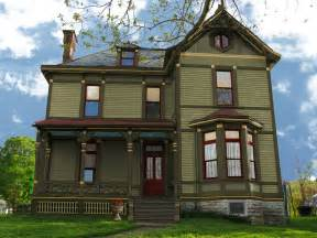 Green Colored Houses dark green colored house dark green exterior paint color for house