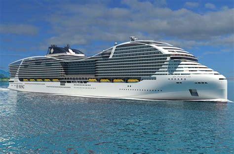 royal caribbean new boat msc world class to rival royal caribbean oasis cruise