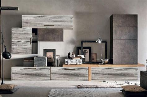 mobili soggiorno in offerta parete attrezzata etnica in offerta