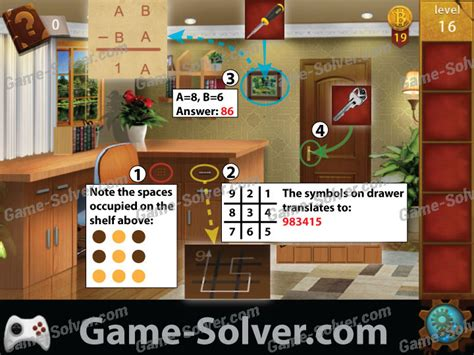 escape the room walkthrough in words escape room apartment 11 level 16 solver