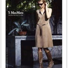 Donaldson Modelling For Max Maras 2008 Advertising Caign by Max Mara Le Book