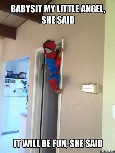 Babysitter Meme - funny babysitting meme