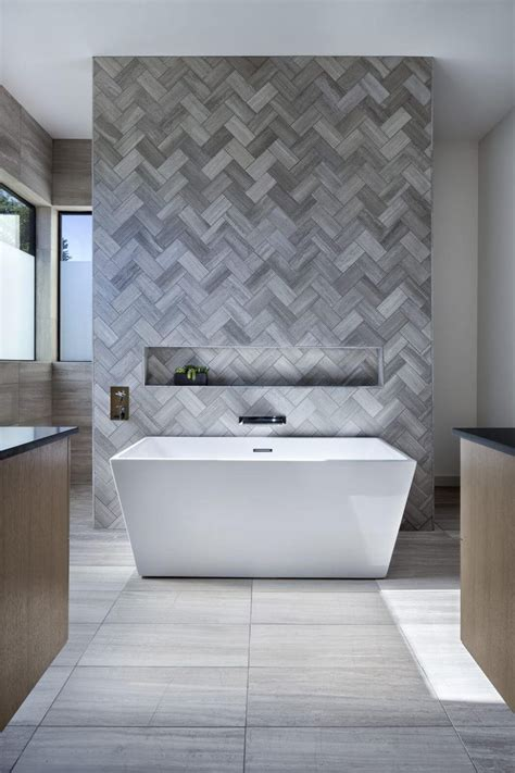bathroom wall tiles designs best 25 bathroom feature wall ideas on pinterest