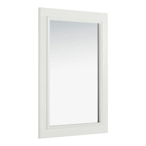 Home Depot Vanity Mirror by Simpli Home Cambridge 30 In L X 22 In W Wall Mounted