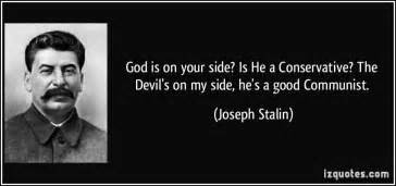 Which Side Does The St Go On by Joseph Stalin Quotes On Religion Quotesgram