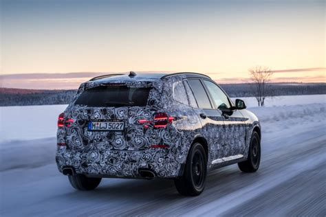 build 2018 bmw x3 bmw south africa to start building the next generation x3